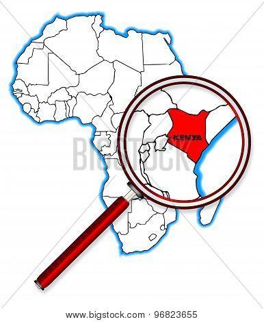 Kenya Under A Magnifying Glass