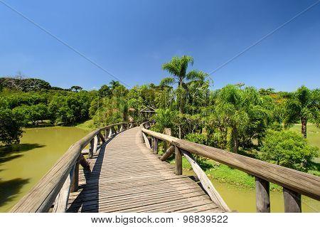 Botanical Garden, Curitiba, Brazil