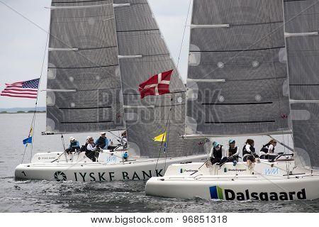 Usa And Denmark