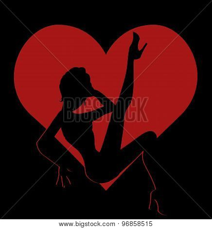 Woman With Heart