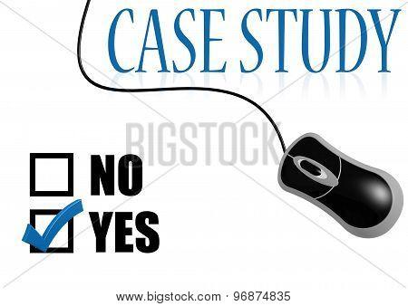 Case Study Check Mark