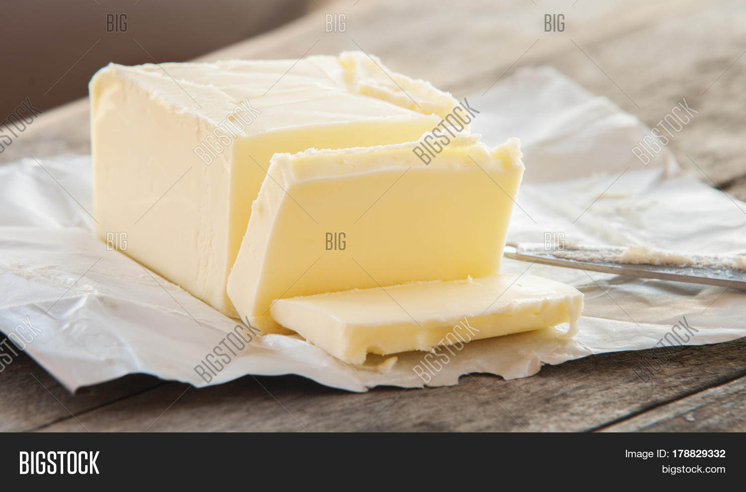 Stick Butter, Cut Image & Photo (Free Trial)
