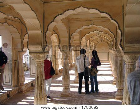 Castle In India