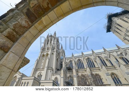 National Cathedral, Washington DC United States