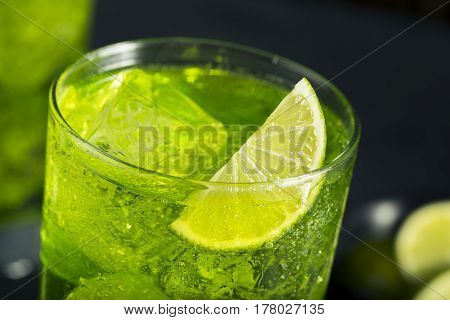 Green Melon Japanese Highball