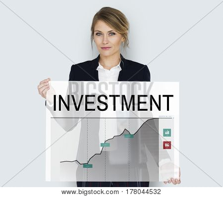 Stock Market Exchange Economics Investment Graph