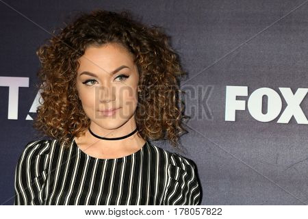 LOS ANGELES - MAR 14:  Jude Demorest at the celebration of the music for FOX's new series 'Star' at iHeartRadio Theater on March 14, 2017 in Burbank, CA