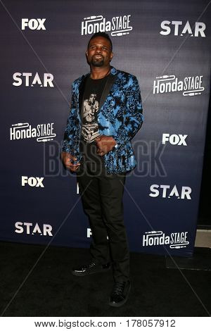 LOS ANGELES - MAR 14:  Darius McCrary at the celebration of the music for FOX's new series 'Star' at iHeartRadio Theater on March 14, 2017 in Burbank, CA