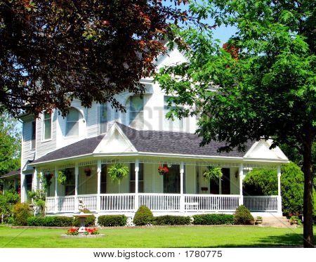 Hermosa casa de campo