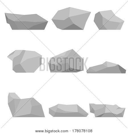 Stones Set