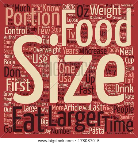 Eat Moderately text background word cloud concept