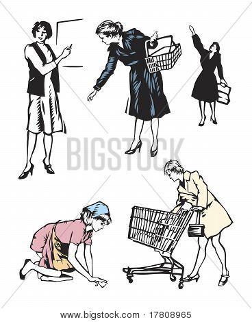 active women