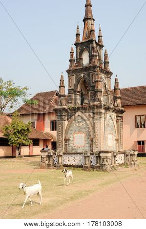 Santa Cruz Secondary School At Fort Cochin