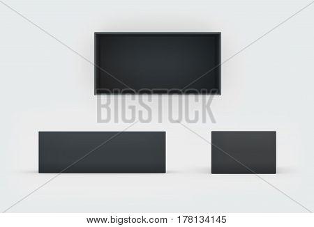 Black Box Three Side