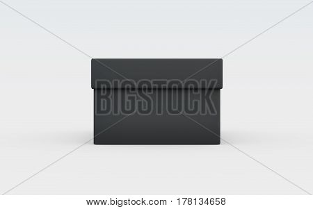 Black Box Front View