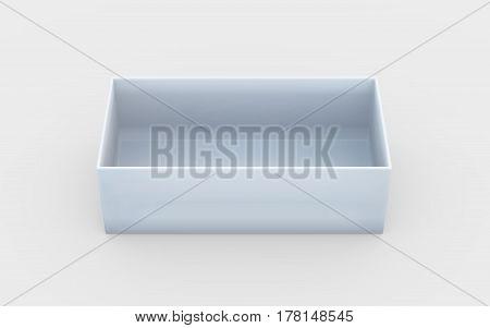 Box Tray High Angle