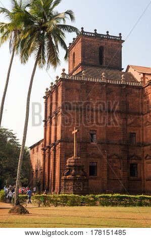 The Church Of St. Francis Of Assisi, Old Goa