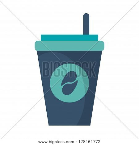 paper cup coffee to go vector illustration eps 10