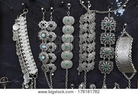 Turkish Traditional Jewels
