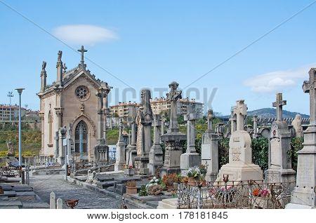 Palma Cemetery Chapel