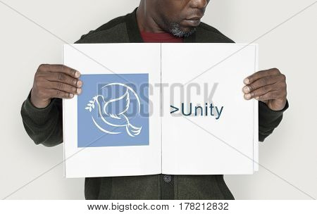 poster of Friendship Unity Conformity Together Solidarity