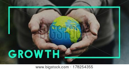 Growth Prosperity Nature Life Concept
