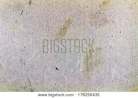 Vintage paper texture with dirty stains. Abstract background