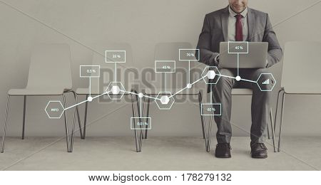 Graph Growth Success Improvement Development Business