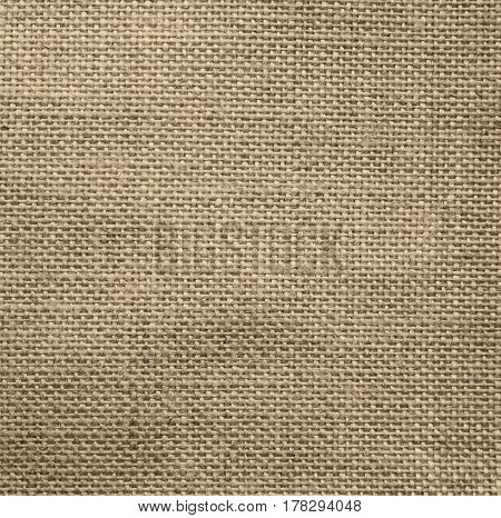 Abstract Sackcloth Texture As Background