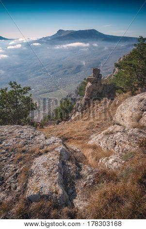 Chatir-dag Plato On A Horizon