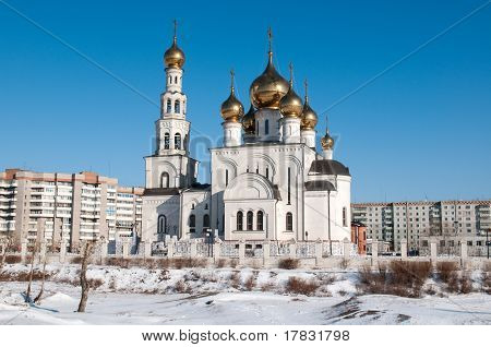 Cathedral of the Transfiguration (Preobrajenskiy)