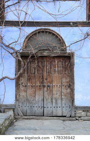 Wooden Old Door