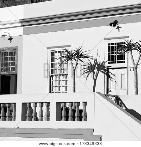 In South Africa Cape Town    Architecture