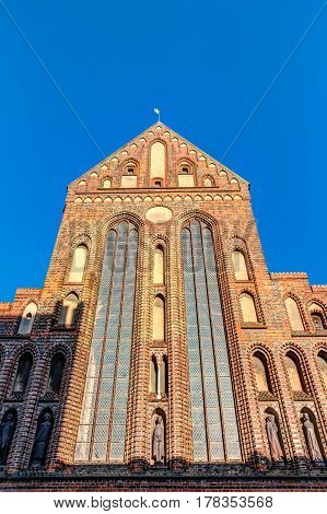 St. Catherine's Church of the Hanseatic City of Lubeck