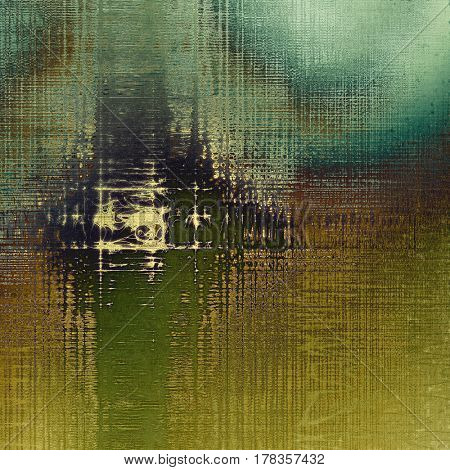 Ancient grunge background texture. With different color patterns: yellow (beige); brown; green; blue; gray; cyan