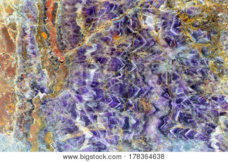 amethyst semiprecious stone texture slab geology pattern
