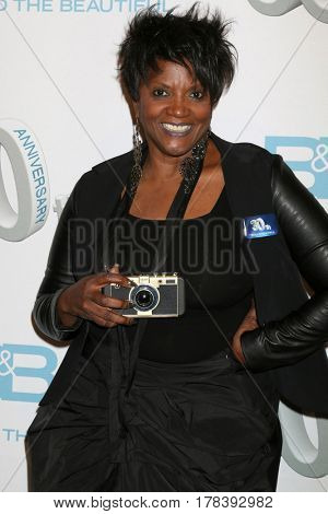 LOS ANGELES - MAR 23:  Anna Maria Horsford at the celebration of 30 Years of Bold and Beautiful and their 23 Daytime Emmy nominations at CBS TV City on March 23, 2017 in Los Angeles, CA