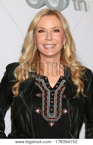 LOS ANGELES - MAR 23:  Katherine Kelly Lang at the celebration of 30 Years of Bold and Beautiful and their 23 Emmy nominations at CBS on March 23, 2017 in Los Angeles, CA