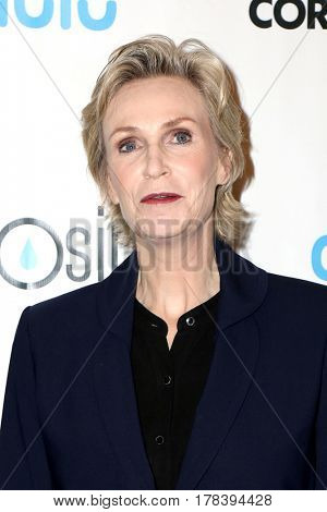 LOS ANGELES - MAR 21:  Jane Lynch at the Generosity.org Fundraiser For World Water Day at the Montage Hotel on March 21, 2017 in Beverly Hills, CA