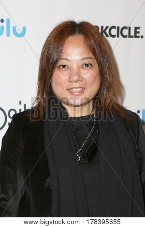 LOS ANGELES - MAR 21:  Alice Wang at the Generosity.org Fundraiser For World Water Day at the Montage Hotel on March 21, 2017 in Beverly Hills, CA