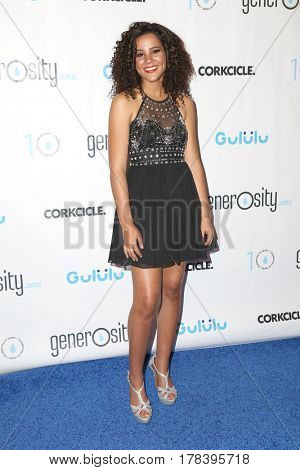 LOS ANGELES - MAR 21:  Tristan McIntosh at the Generosity.org Fundraiser For World Water Day at the Montage Hotel on March 21, 2017 in Beverly Hills, CA