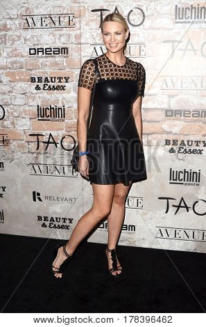 LOS ANGELES - MAR 16:  Irina Voronina at the TAO, Beauty & Essex, Avenue and Luchini Grand Opening at the Selma Avennue on March 16, 2017 in Los Angeles, CA