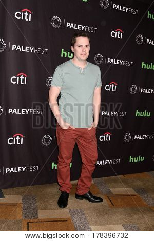 LOS ANGELES - MAR 23:  Josh Vokey at the 34th Annual PaleyFest Los Angeles -