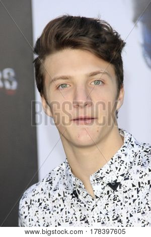 LOS ANGELES - MAR 22:  Jake Short at the Lionsgate's