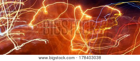 Curly light stripe, abstract backgrounBeautiful abstract light background, electricity flash. Curly light stripe, abstract background.d. Beautiful abstract light background, electricity flash.