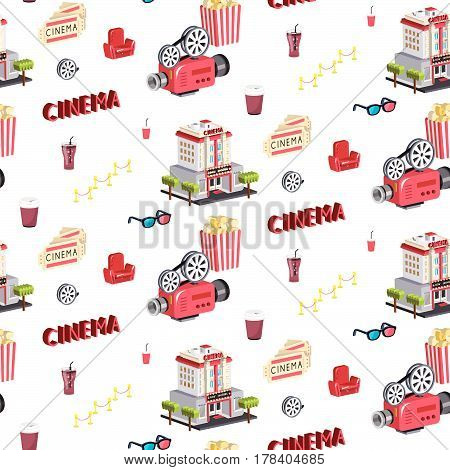 Seamless Cinema Icons