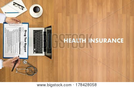 Health Insurance Assurance Medical Risk Safety  Health Care Professional Doctor