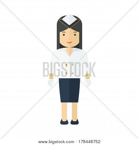 Profession Ship Stewardess
