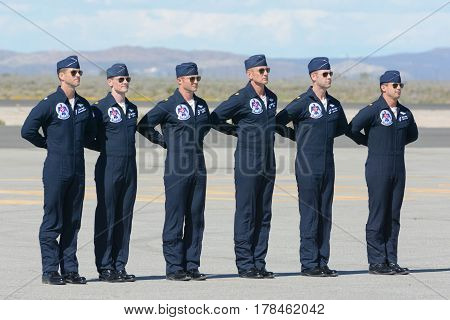 United States Air Force Thunderbirds Pilots