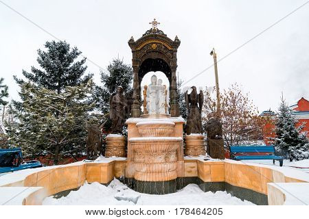 Cathedral of the Kazan Icon of the Mother of God in Irkutsk Russia